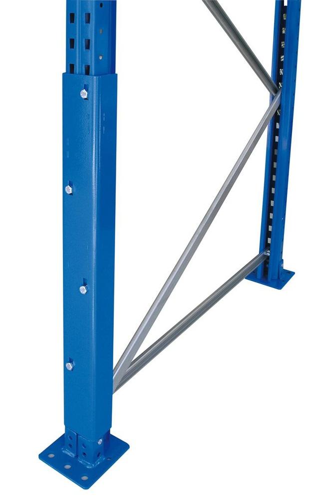Stützenschutz für Rahmenständer, für Rahmen S610-M18, 800 mm - Shop ...